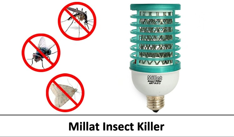 Insect Killer Led Anti Mosquito Device By Millat Dealsbrand Pk